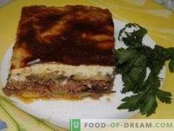 Griekse Moussaka of