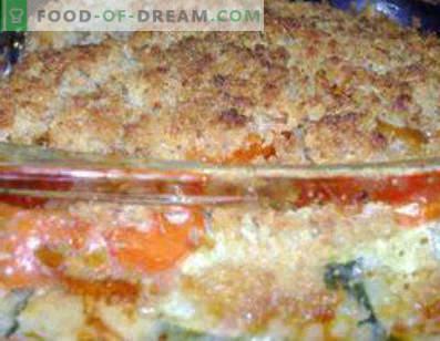 Squash braadpan met gehakt, heerlijke en lichte courgette braadpan recepten