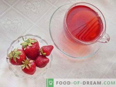 Aardbeiencompote