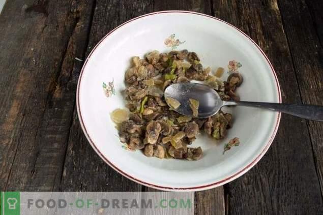 Voedzame salade met pittige kip en druiven