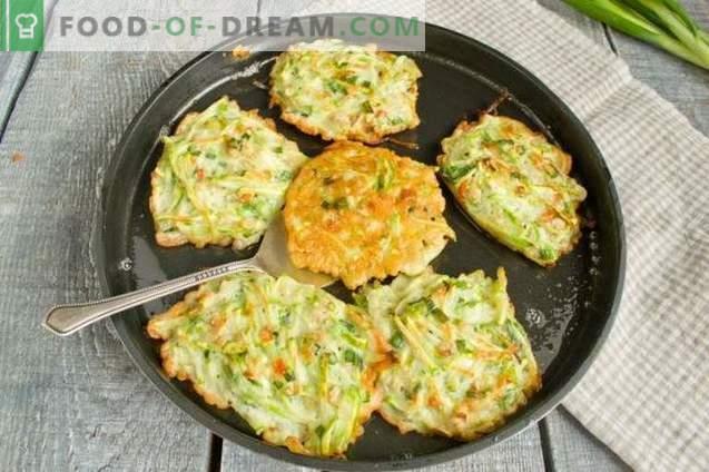 Pomp pannenkoeken met havermout - eet en verlies gewicht!