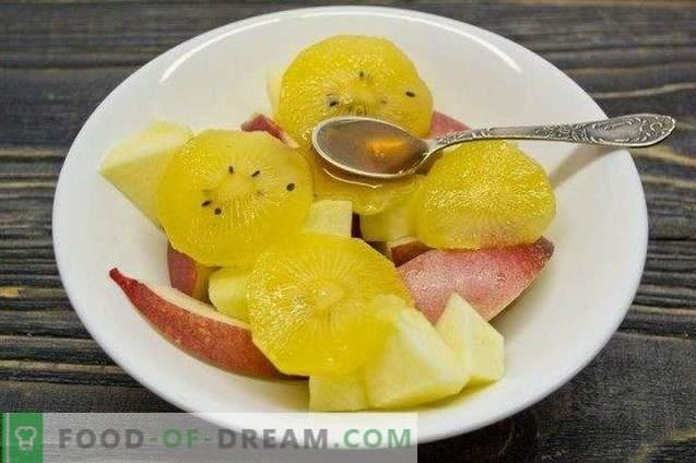 Kiwi-Nectarine Smoothie