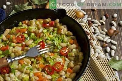 Gulasz warzywny z fasolą