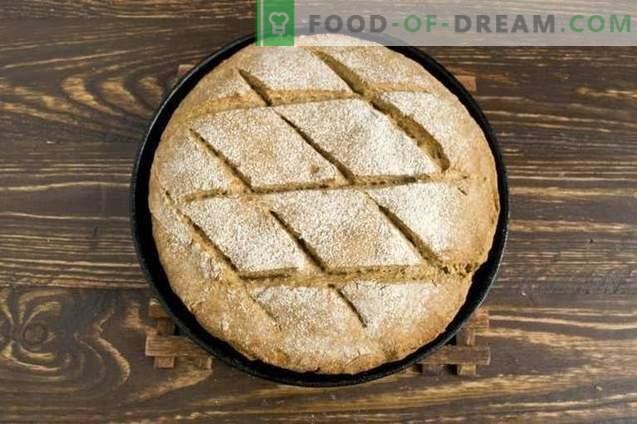 Iers brood zonder brood