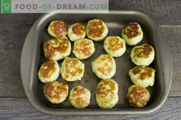 Gehaktballen in de oven met een jus van groenten
