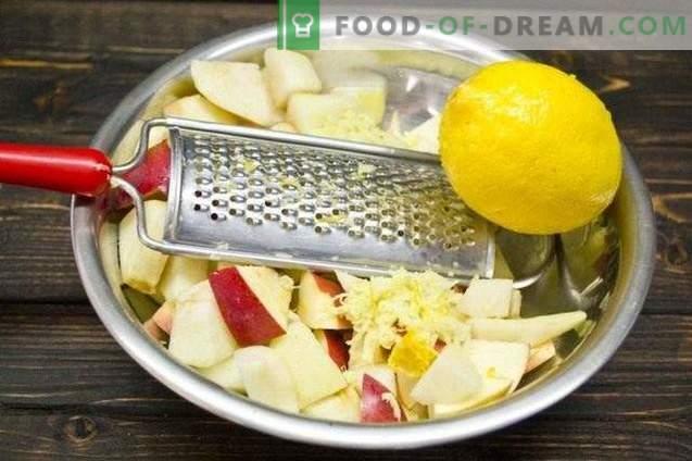 Fruit jam tegen verkoudheid met rozemarijn en gember