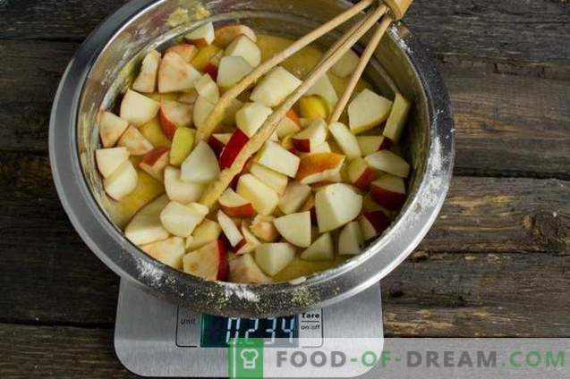 Maitsev õun ja kookospähkli pirukas