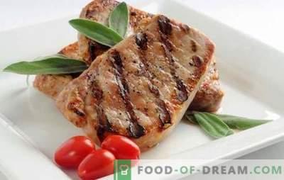 Como fazer costeletas de porco macias: clássicas e originais. O segredo das costeletas de porco na panela