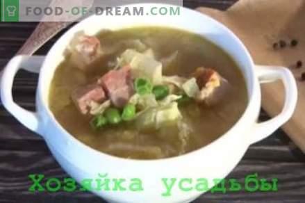 Eenvoudige en smakelijke gerechten uit Chinese kool