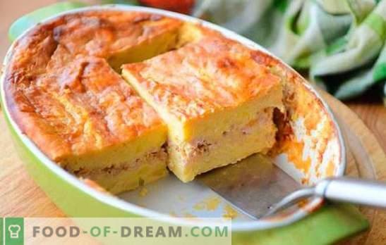 Aardappel met gehakt: een stapsgewijs recept voor een eenvoudige maar stevige maaltijd. Bak, bak en bak aardappelen met gehakt (stap-voor-stap recepten)