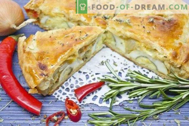 Ceapa Pie - Classic Provence