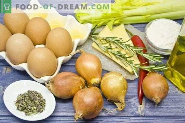 Onion Pie - Provence Classic