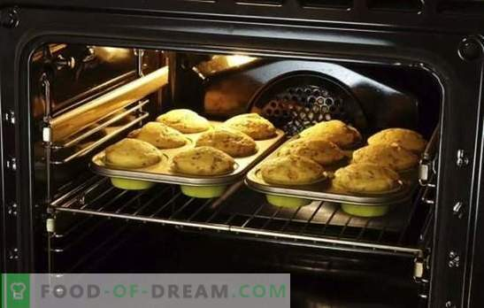 Klassiek koekje in de oven: alleen bewezen recepten. Luchtig, weelderig, delicaat klassiek biscuitgebak in de oven - leer!