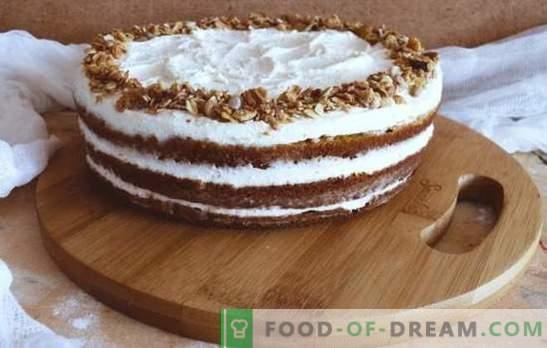 Recepten voor het maken van Dukan-cakes voor verschillende diëten. Onbeperkt eten en gewichtsverlies samen met elke cake volgens het recept van Dukan