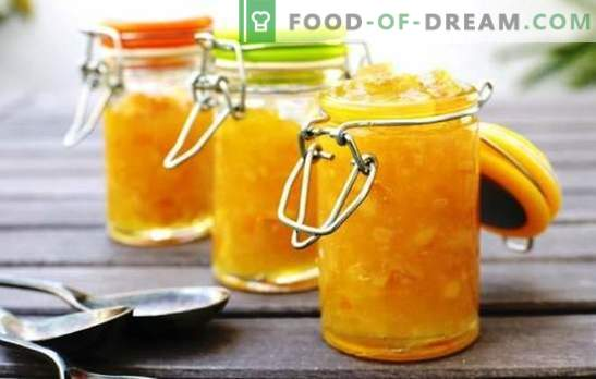 Simple melon jam with lemon, cinnamon, watermelons, apples. Simple recipes for melon jam for the winter
