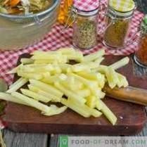 Juha s paradižnikom s krompirjem