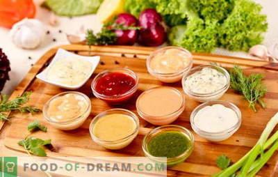 Shoarma sauzen - dit is waar de smaak verborgen is! Top 10 beste shoarma sauzen: pittig, vers, hartig, zoet, aromatisch
