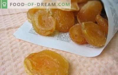Gekonfijte abrikozen zijn een heerlijk dessert en de basis voor creativiteit. Heerlijke gerechten met gekonfijte abrikozen - maak!