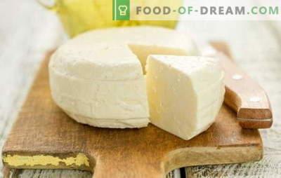 Domowy ser z mleka i kefiru to smaczny, delikatny i co najważniejsze naturalny produkt. Sprawdzone i oryginalne receptury domowego sera z mleka i kefiru