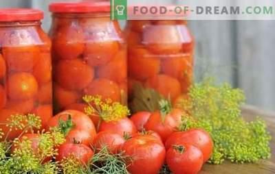 Tomaten met aspirine: een alternatief voor regelmatig beitsen. Traditionele en originele recepten voor het bereiden van tomaten met aspirine