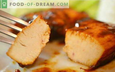 Kip in sojasaus - de beste recepten. Hoe goed en smakelijk kip koken met sojasaus.