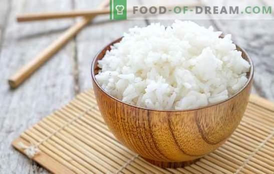 De meest voorkomende fouten bij het koken van rijst