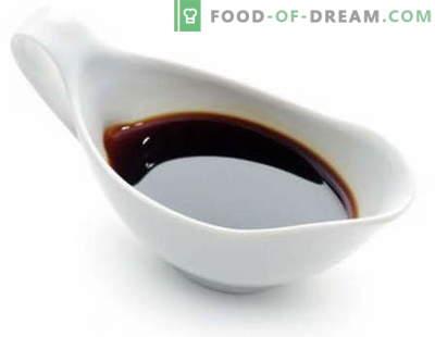 Teriyaki-saus - de beste recepten. Hoe je de Teriyaki-saus goed en heerlijk kunt bereiden.