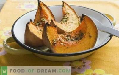 Pompoen in een pan gebakken - ongelooflijk lekker! Desserts, snacks en tweede pompoengerechten gebakken in een koekenpan