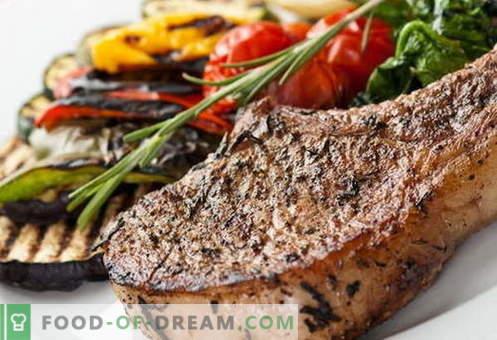 Bijgerechten voor vlees - de beste recepten. Hoe goed en smakelijk een bijgerecht voor vlees koken.