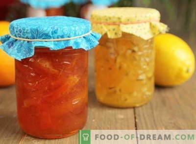 Citroenjam: hoe kan citroengeel correct worden gemaakt