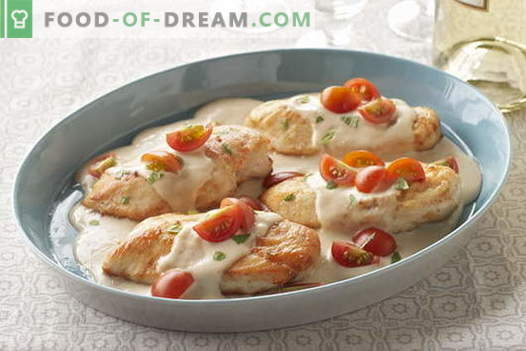 kip in kefir - de beste recepten. hoe goed en smakelijk kip koken in