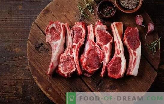 Welke specerijen zijn niet geschikt voor lam en die er niet mee worden gecombineerd