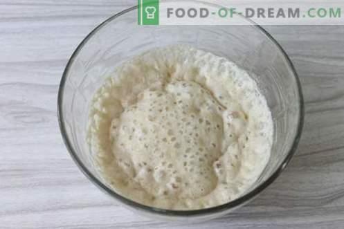 We bakken een uniek Italiaans brood met boter. Ideaal voor broodjes en toast!