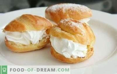 Wrongel is een gezond dessert en vulling voor thuis bakken. Recepten voor zelfgemaakte wrongelcrème en opties voor gebruik