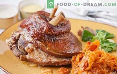Varkensvleesgewricht in een multikoker is een droom voor vleesliefhebbers. De beste recepten voor het bereiden van varkensschenkel in een slowcooker