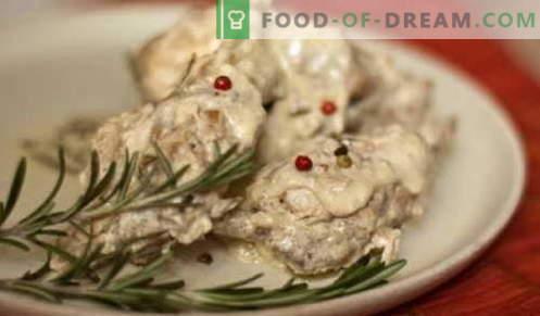 Rabbit în aragazul lent - cele mai bune rețete. Cum să gătești corect și gustos iepure într-un aragaz lent.
