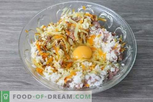 Luie koolbroodjes zijn ideaal voor ontbijt, lunch of diner!