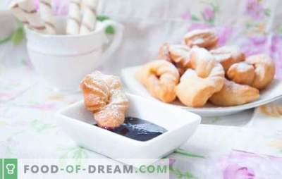 Vergoningen op kefir - mollig struikgewas! Recepten weelderige vergunov op kefir met frisdrank, wodka, gist, honing