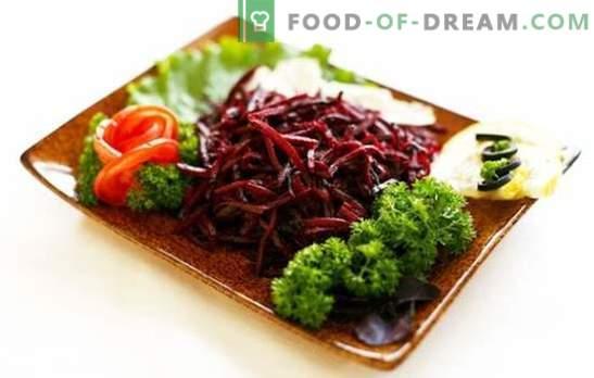Korean Homemade Beets - Awesome Scent! Geweldige Koreaanse bietrecepten voor fijnproevers