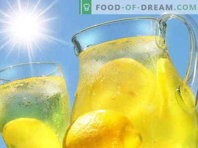 Compote van sinaasappel en citroen is een geweldige kans om de immuniteit in goede conditie te houden. De beste recepten van citroen- en sinaasappelcompotes