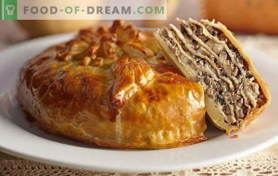 Verfijnde en heerlijke quiky-taart op kefir. Snelle en klassieke recepten kurnikam kefir