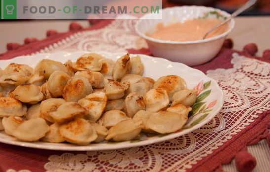 En we weten dumplings heerlijk te braden! En ze zijn klaar om de beste recepten te delen, met wat en hoe de dumplings in de pan te bakken