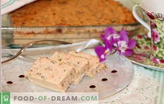Dieetsoufflé, zoals het is - van kip, van rundvlees, van kwark. Welk product is beter geschikt voor dieet-soufflé
