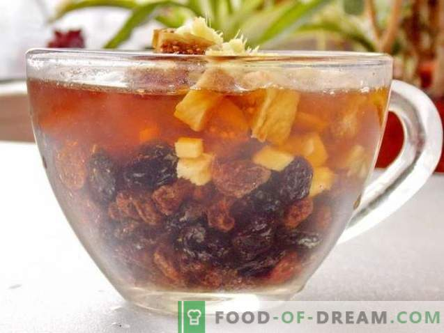 Gingercake con frutos secos