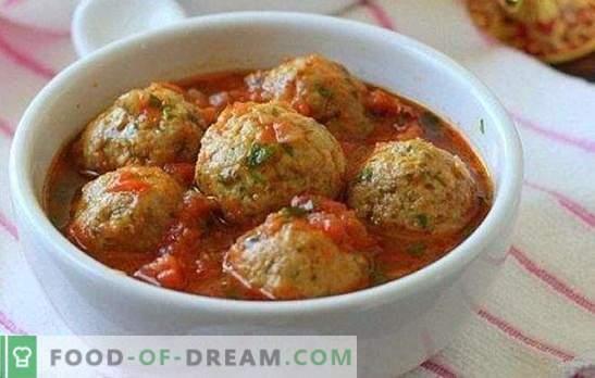 Gehaktballen met boekweit en gehakt - een gerecht uit de kindertijd. Hoe gehaktballen met boekweit en gehakt te koken: de beste recepten