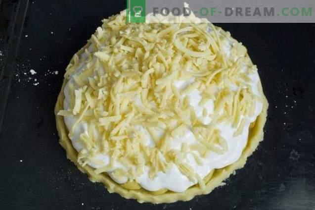 Sandy Apple Pie met Meringue