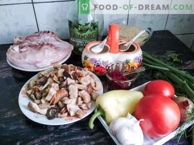 Spaanse paella - een recept om thuis een heerlijke Mediterrane schotel te maken