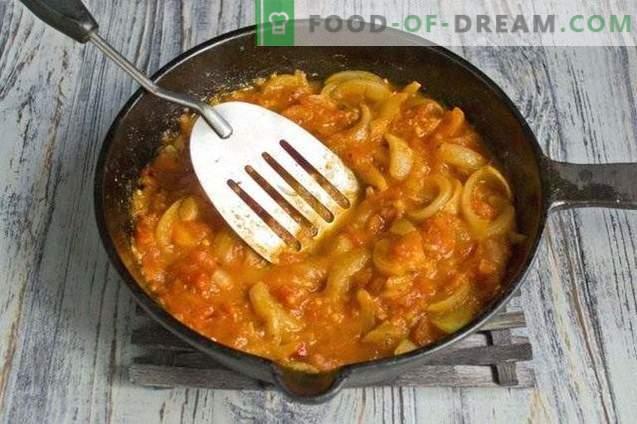 Tomato Casundi - Indische tomatensaus