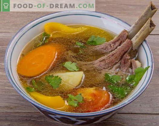 Aviena Shurpa - geriausi receptai. Kaip tinkamai ir skaniai virti ėriukų pjausnius.