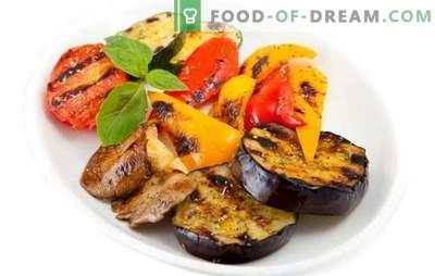 Gerookte groenten: we maken van gewone producten een delicatesse. Interessante recepten van koken en een combinatie van gerookte groenten